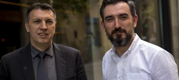 Joaquim Bosch i Ignacio Escolar